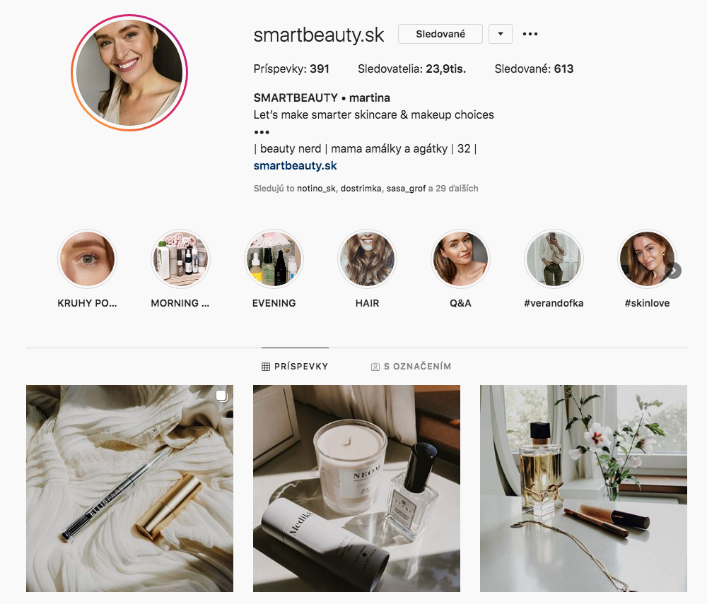 Instagram smartbeauty